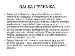 nauka i technika
