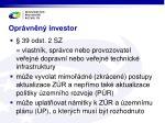 opr vn n investor
