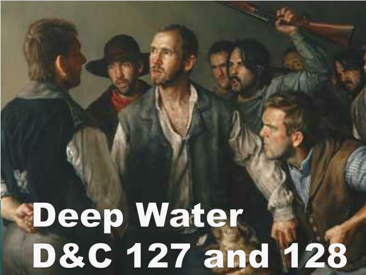deep water d c 127 and 128 n.