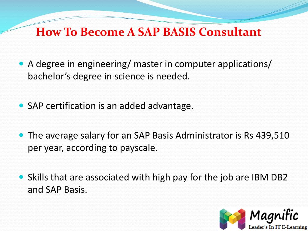 PPT - Career Oriented SAP BASIS training in India,uk,usa