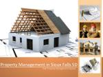 property management in sioux falls sd