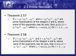 2 5 prime numbers3
