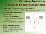 estruturas polim ricas mol culas de hidrocarbonetos