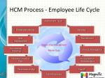 hcm process employee life cycle