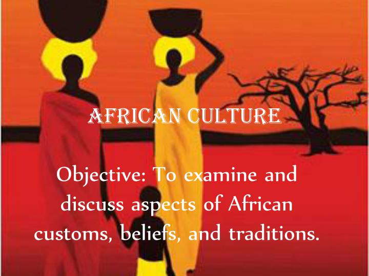 african culture n.
