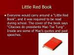 little red book1