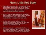 mao s little red book1