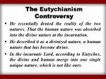 the eutychianism controversy1