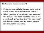 the nestorian controversy cont d1