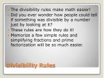 divisibility rules1