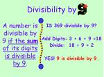divisibility by5