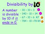 divisibility by6