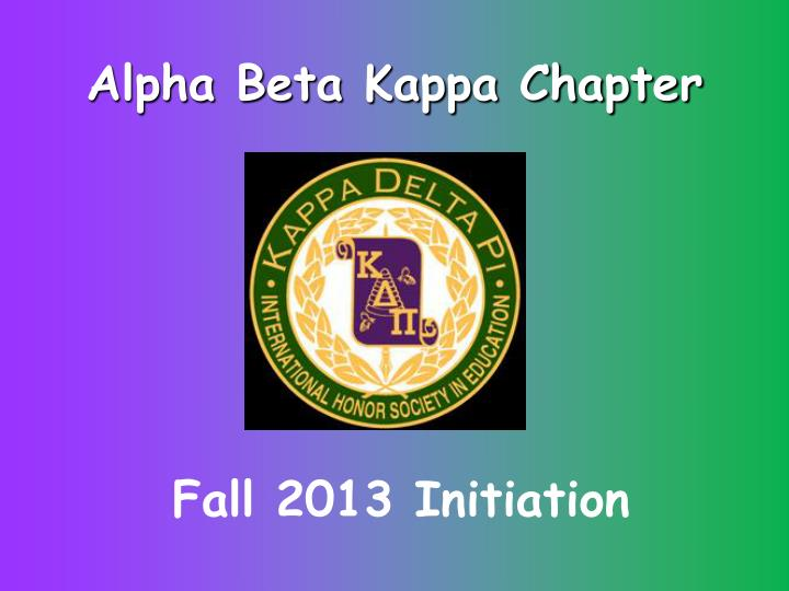 alpha beta kappa chapter n.
