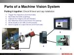 parts of a machine vision system1