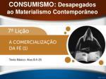 consumismo desapegados ao materialismo contempor neo28