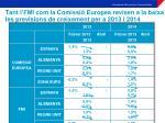 tant l fmi com la comissi europea revisen a la baixa les previsions de creixement per a 2013 i 2014