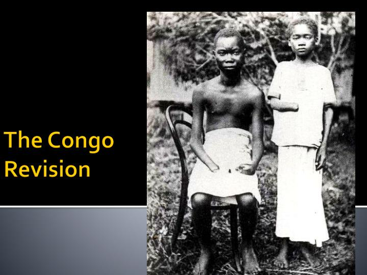 the congo revision n.