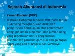 sejarah akuntansi di indonesia