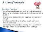 a cheesy example3
