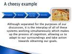a cheesy example5