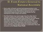 ii from estates general to national assembly