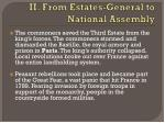 ii from estates general to national assembly1