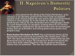 ii napoleon s domestic policies2