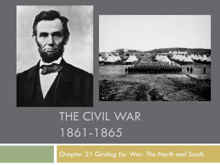the civil war 1861 1865 n.