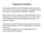 capacity cushion3