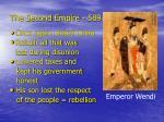 the second empire 589