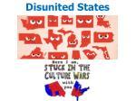 disunited states