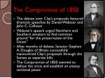 the compromise of 18501