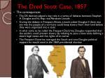 the dred scott case 18574