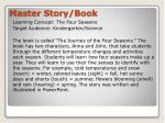 master story book