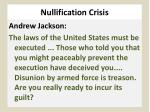 nullification crisis1