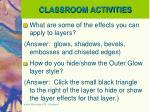 classroom activities5