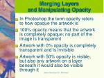 merging layers and manipulating opacity1