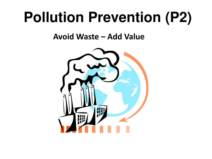 pollution prevention p2 n.