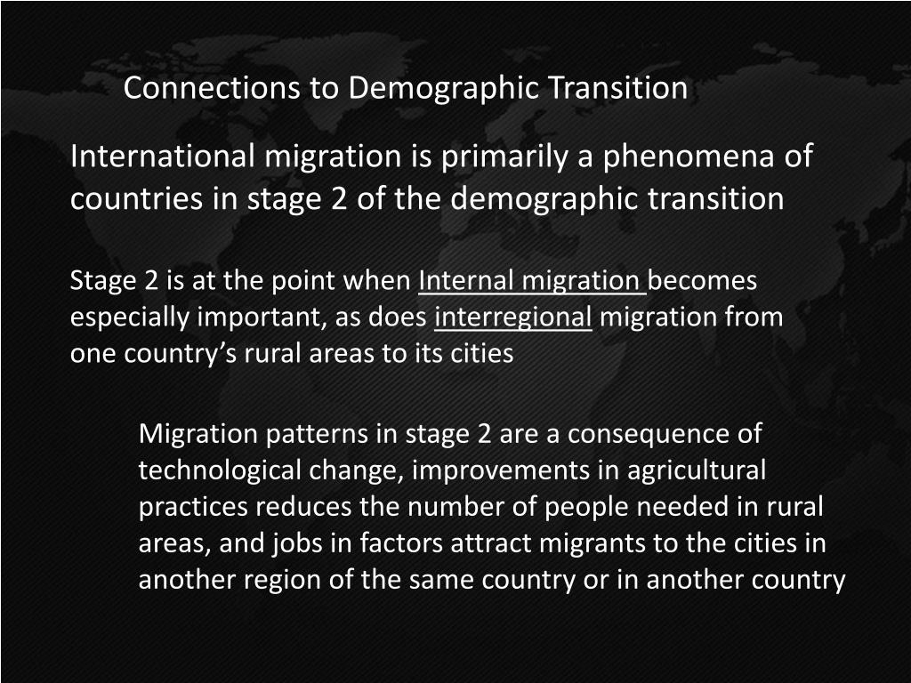 Ppt Part 2 Migration Powerpoint Presentation Free Download Id 2220214