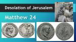 desolation of jerusalem