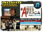 collectif paris africa des ricochets