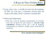 a regra de ouro golden rule6