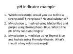 ph indicator example1