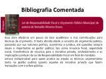 bibliografia comentada1
