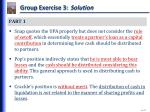 group exercise 3 solution