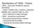revolutions of 1848 france
