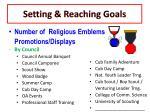 setting reaching goals5