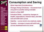 consumption and saving6