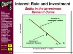 interest rate and investment3