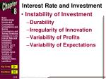 interest rate and investment4